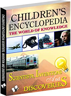 childrens encyclopedia scientists inventions and discoveries familiarises children with important inventions and discoveries
