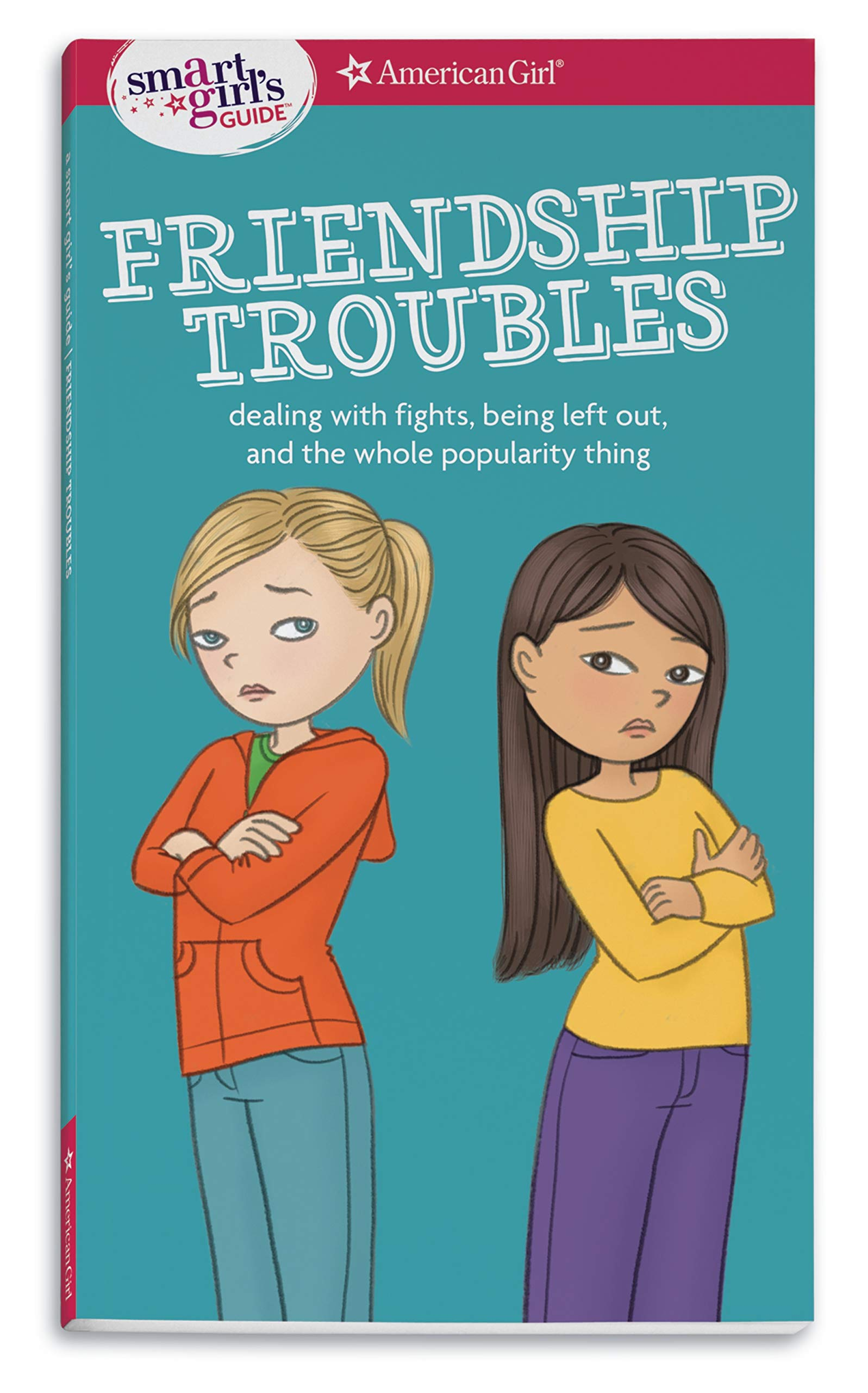 a smart girls guide to friendship troubles free download