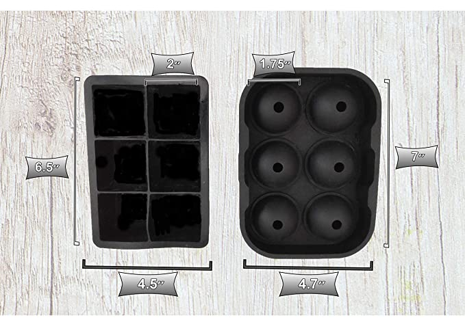 Amazon.com: Talex - Cubitera de silicona con tapa El molde ...