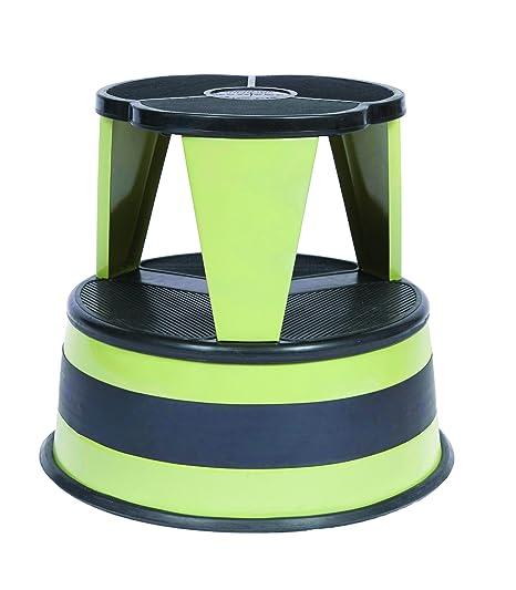 Awesome Amazon Com Cramer 1001 55 Kik Step Rolling Step Stool Customarchery Wood Chair Design Ideas Customarcherynet