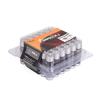 Review IMPECCA AA Batteries, Everyday