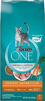 Nestlé Purina One Smartblend Metabolismo Saludable Adulto ...
