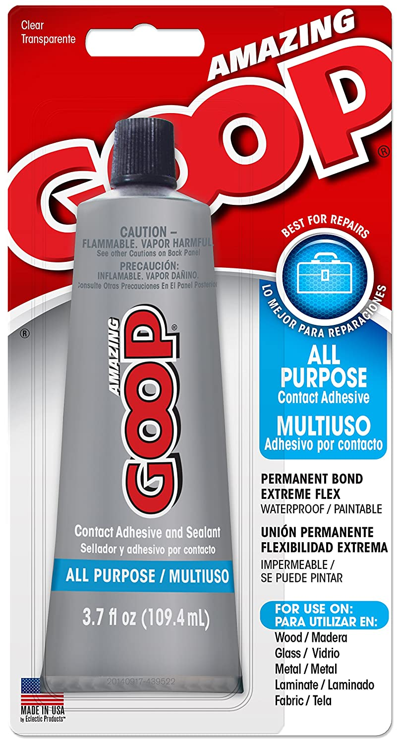Eclectic Products 140211 3.7 oz. All Purpose Amazing Goop, Clear Inc.