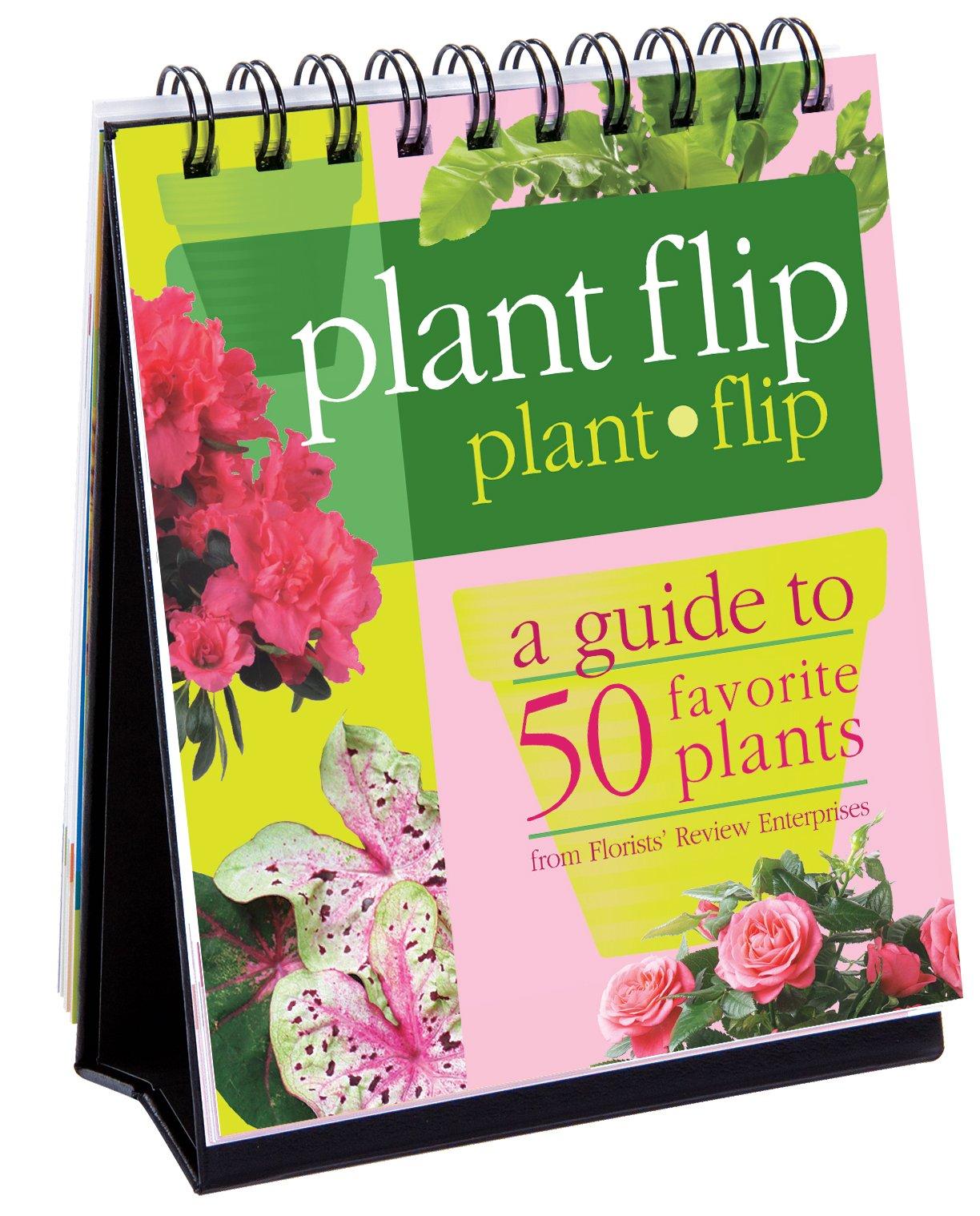 Read Online Florists' Review Plant Flip Book pdf epub