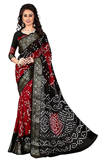 9cca32af7a565d Manorath Khadi Silk Saree (Sabri Saree Black Free Size)  Amazon.in ...