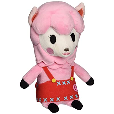 "Little Buddy USA Animal Crossing New Leaf Lisa/Reese 9"" Plush, Standard, Multi-Colored, Model:1306: Toys & Games"