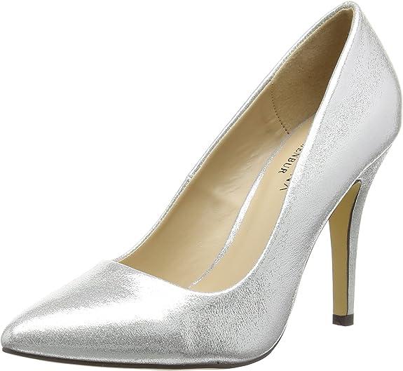 Paco Mena Acebo, Zapatos de tacón con Punta Cerrada para Mujer