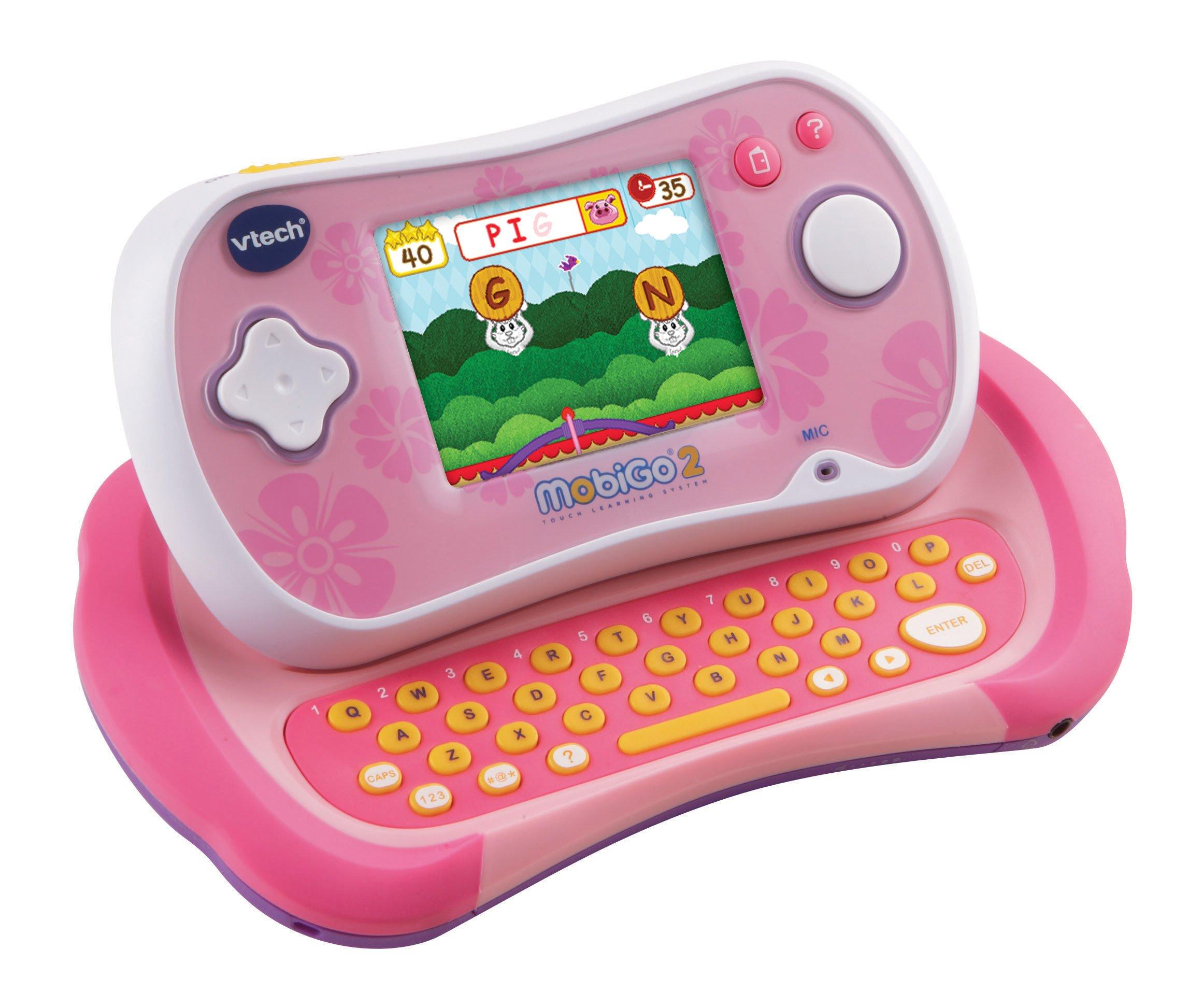 VTech MobiGo 2 Touch Learning System - Pink by VTech (Image #2)