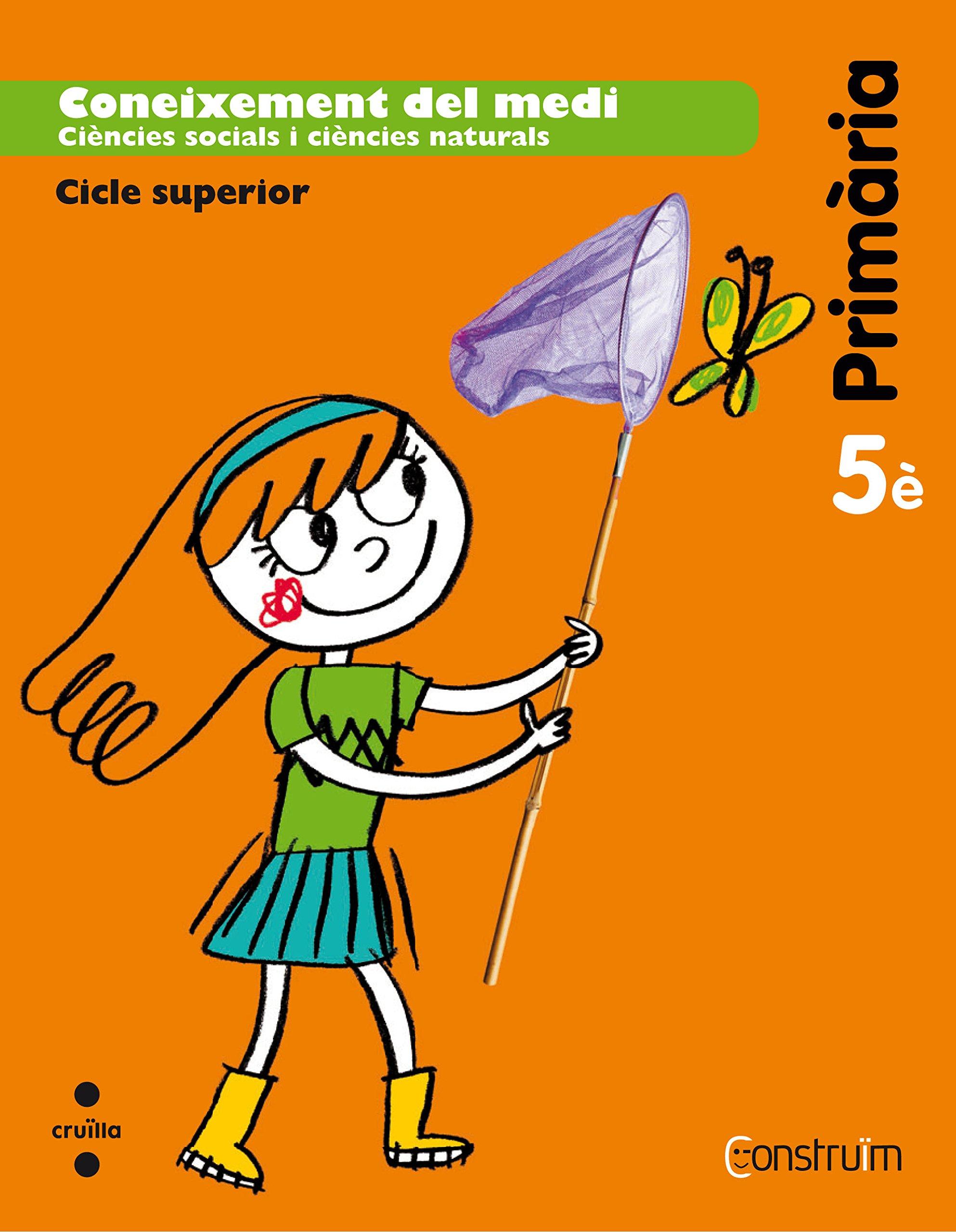 Coneixement del medi. 5 Primària. Construïm: Amazon.es: Ferran / Custodio  Fitó, Enric Medina Restoy: Libros