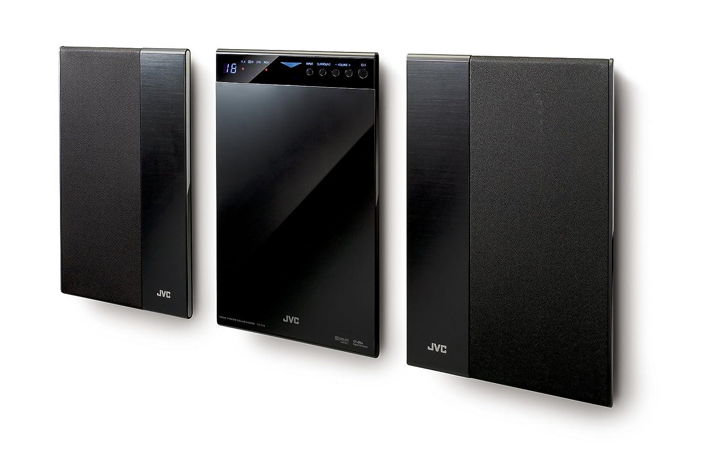 JVC TH-FT3 Heimkino Lautsprechersystem (180 Watt) schwarz: Amazon.de ...