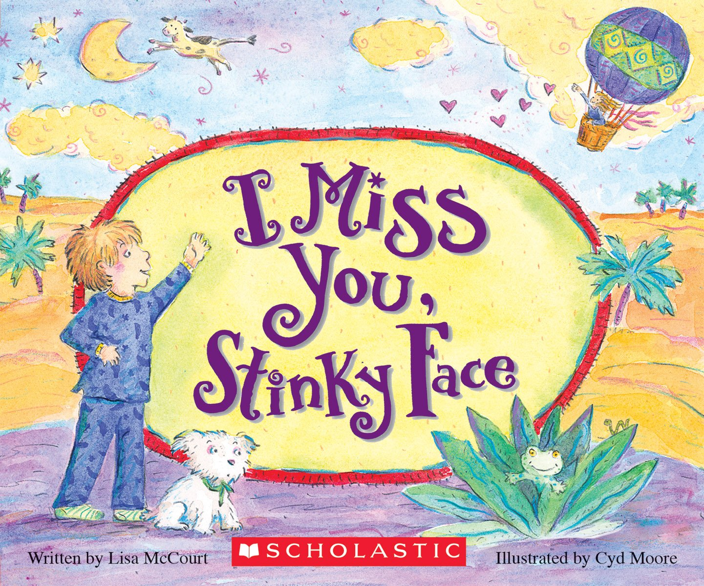 Miss Stinky Face Board Book product image