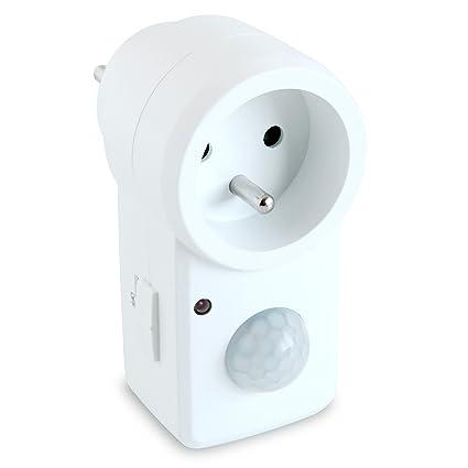 Hestec – 23485 toma eléctrica movimiento Detector