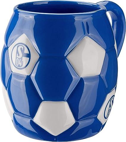 FC Schalke 04 Kaffeebecher Fußball