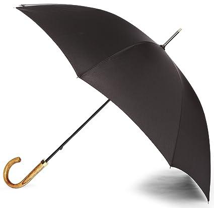 4fdd89578 Fulton Commissioner Umbrella Black: Amazon.co.uk: Luggage