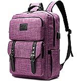 Laptop Backpack Women Men College Backpacks Bookbag Vintage Backpack Book Bag Fashion Back Pack Anti Theft Travel Backpacks w
