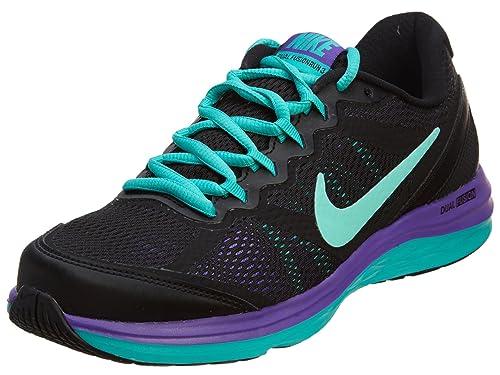 cbfe16b18 Nike Dual Fusion Run 3 MSL Women s Running Shoes - UK 5  Amazon.in  Shoes    Handbags