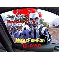 WeeeFamFun Clown