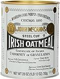 McCann's Irish Steel Cut Oatmeal, 28 Ounce (Pack of 3)