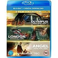 Olympus / London / Angel Has Fallen Triple Film Collection