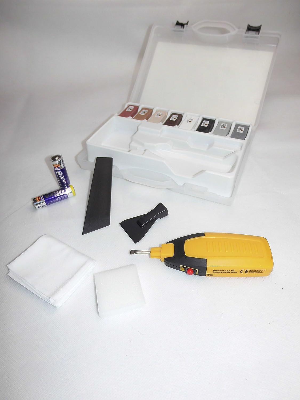 Kit de r/éparation stratifi/é de//parquet ou carrelage Fliesen-Reparatur-Set