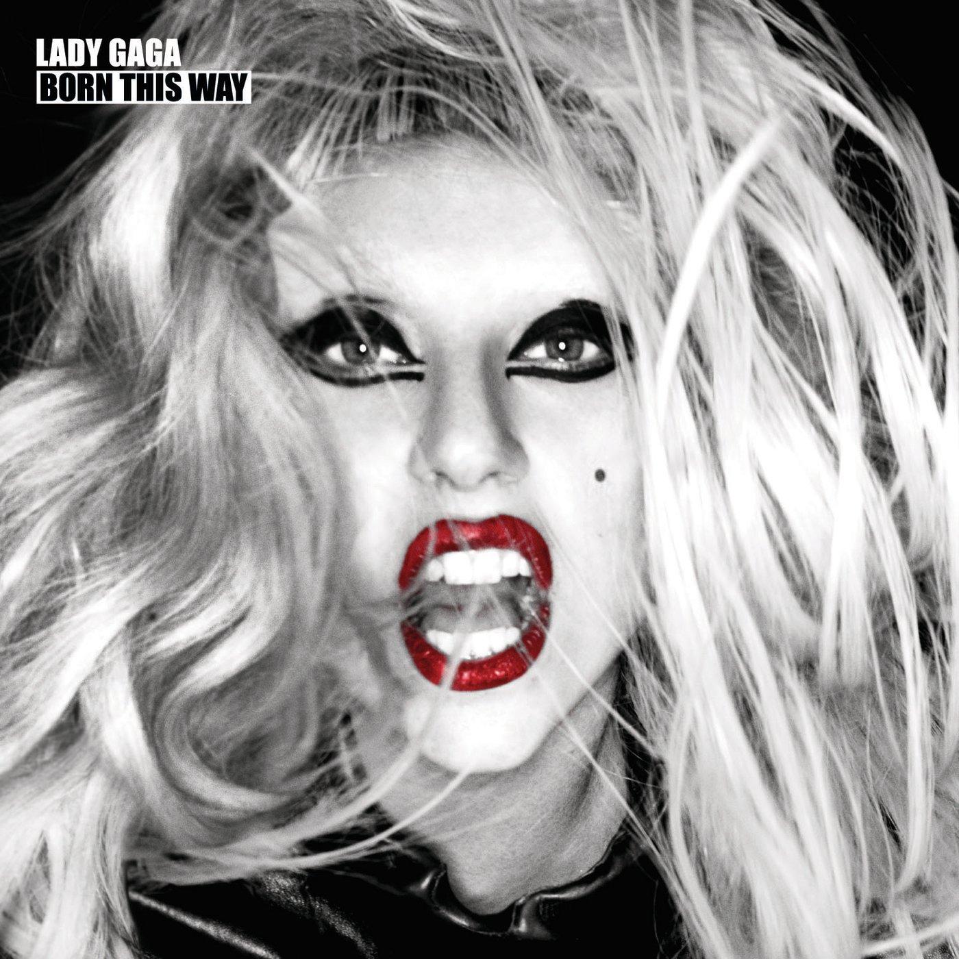 Risultati immagini per born this way album cover