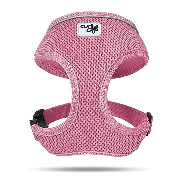 curli Basic Vajilla Air de malla rosa Plush BA de pi: Amazon.es ...
