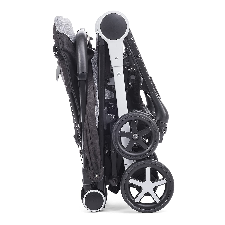 ultracompacta y espaciosa color negro colecci/ón 2017 6 kg Chicco Miinimo Silla de paseo
