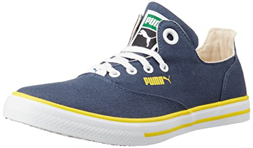 Puma Unisex Limnos CAT 3 DP Canvas Sneakers  Buy Online at Low Prices in  India - Amazon.in 749055543