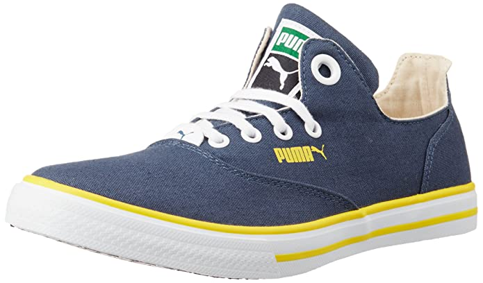 Puma Unisex Limnos CAT 3 DP Canvas Sneakers Men's Sneakers at amazon