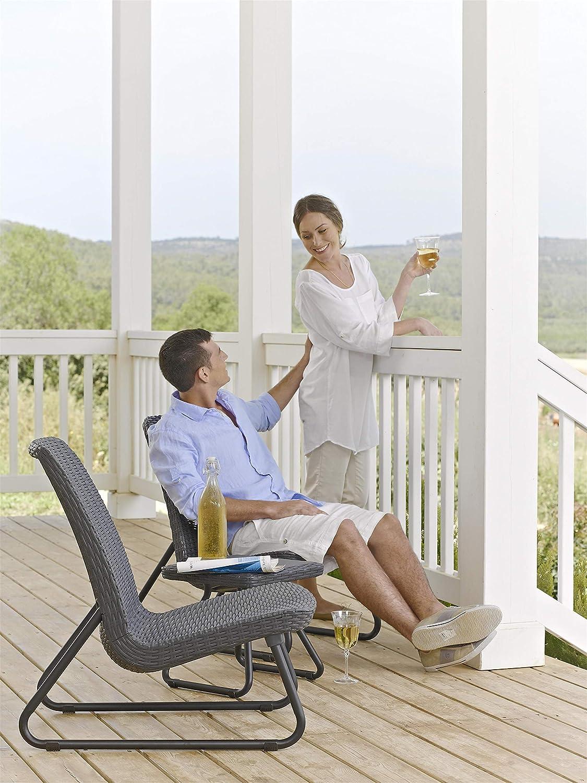 Cappuccino KETER Rio Balcony Set