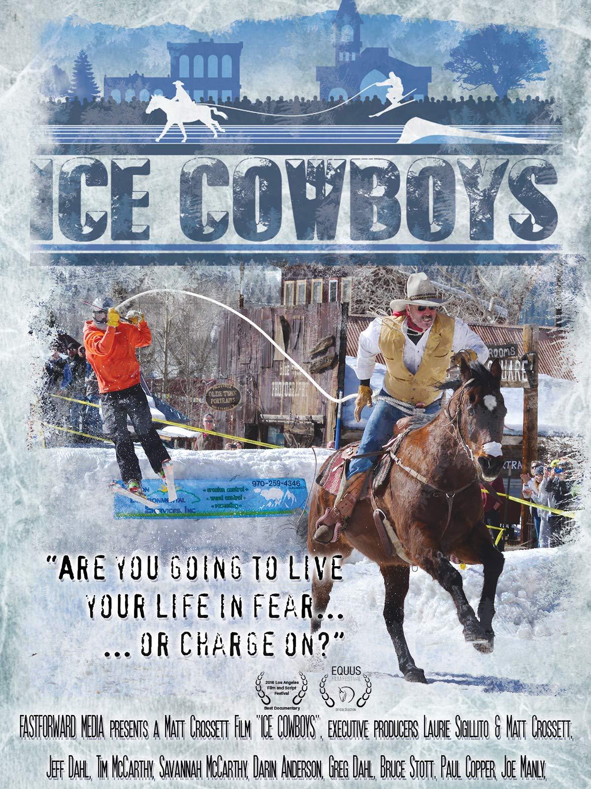 Ice Cowboys on Amazon Prime Video UK
