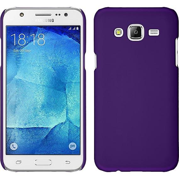 detailed look bce5d 5e94e Amazon.com: Hardcase for Samsung Galaxy J5 (2015 - J500 ...