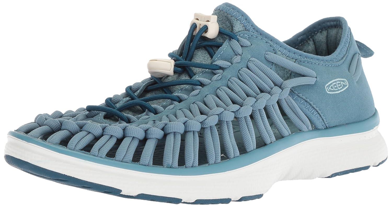 KEEN Women's Uneek O2-w Sandal B072MZ59YT 5 B(M) US|Provincial Blue/Blue Opal