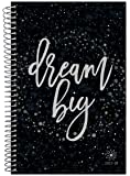 """bloom daily planners 2017-18 Academic Year Daily Planner - Passion/Goal Organizer - Monthly and Weekly Datebook and Calendar - August 2017 - July 2018 - 6"""" x 8.25"""" - Dream Big"""