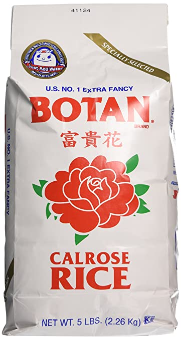 What is Calrose rice?