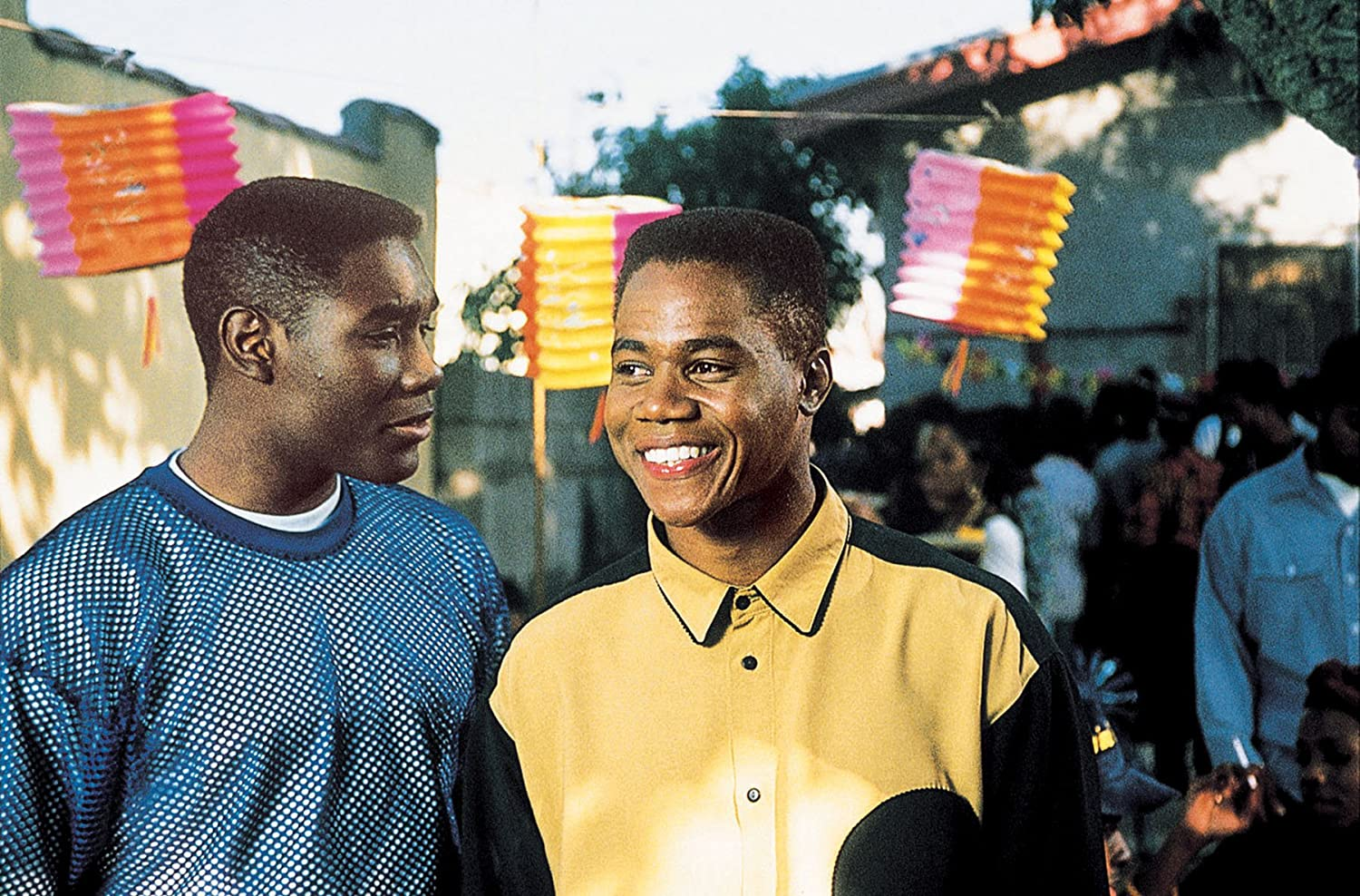 essay on boyz n the hood Boyz n the hood in his movie boyz n the hood, director and writer john  singleton depicts what life was and still is for african americans living.