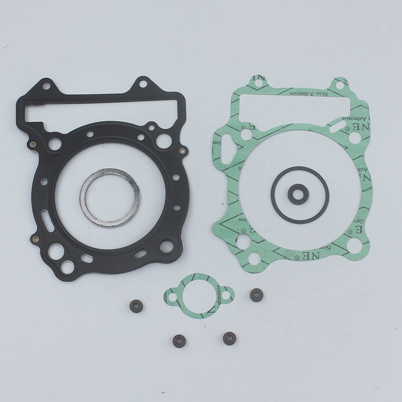 SUZUKI LTZ400,KAWASAKI KFX400,ARCTIC CAT DVX400 COMPLETE ENGINE GASKET KIT,SEALS