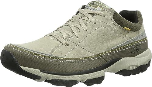 Campaña miércoles Aplicable  Skechers - Urban Voltaic Hombres, marrób Topo/Oliva, 11 D(M) US:  Amazon.com.mx: Ropa, Zapatos y Accesorios