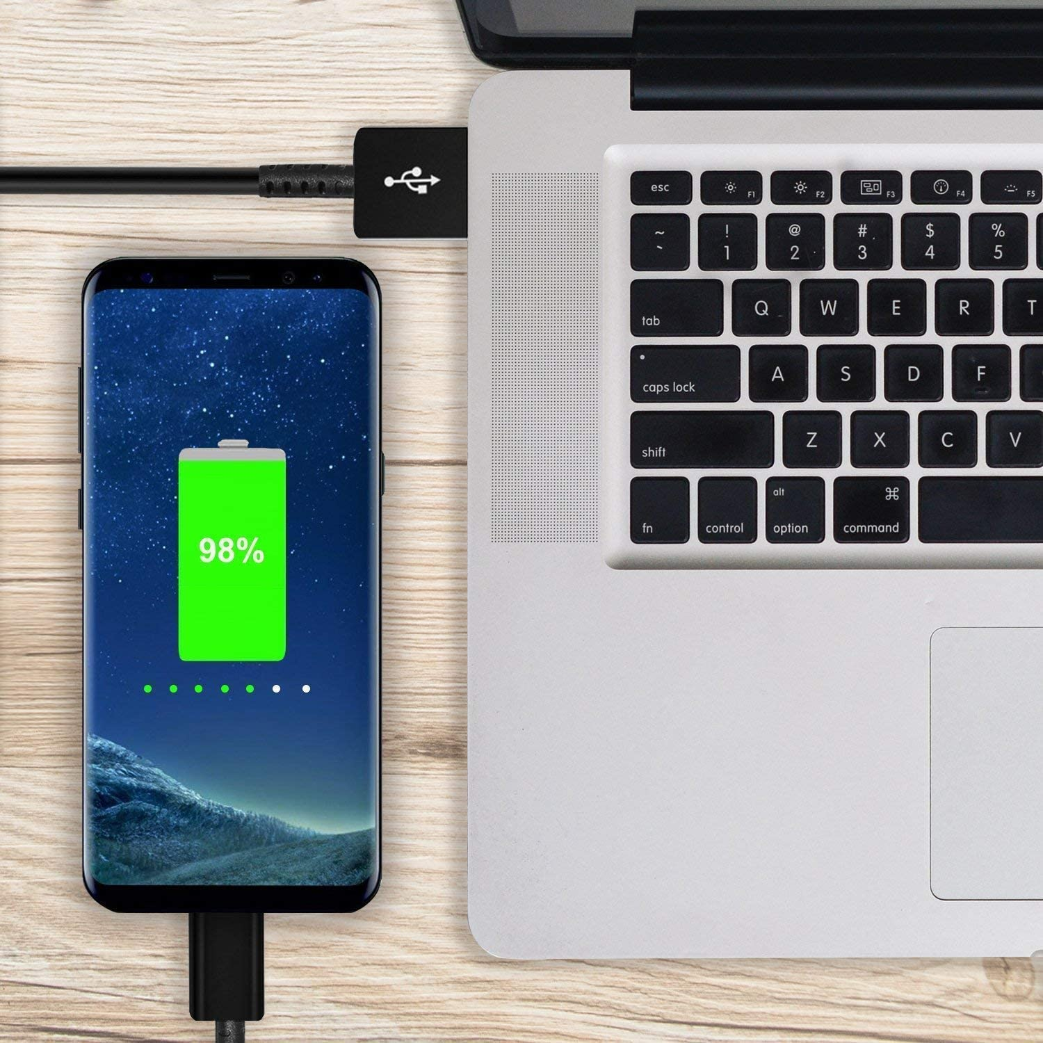 Fast Wall Charger Adapter and USB Type C Cable Samsung Galaxy S9 Adaptive Fast Charging Wall Charger for Samsung Galaxy S9// S8// S10// Edge//Plus//Note 9 Note 8