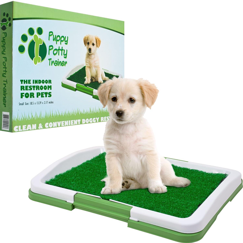 Amazon com   PETMAKER Puppy Potty Trainer  The Indoor Restroom for Pets   Pet Floor Protection Trays   Pet Supplies. Amazon com   PETMAKER Puppy Potty Trainer  The Indoor Restroom for