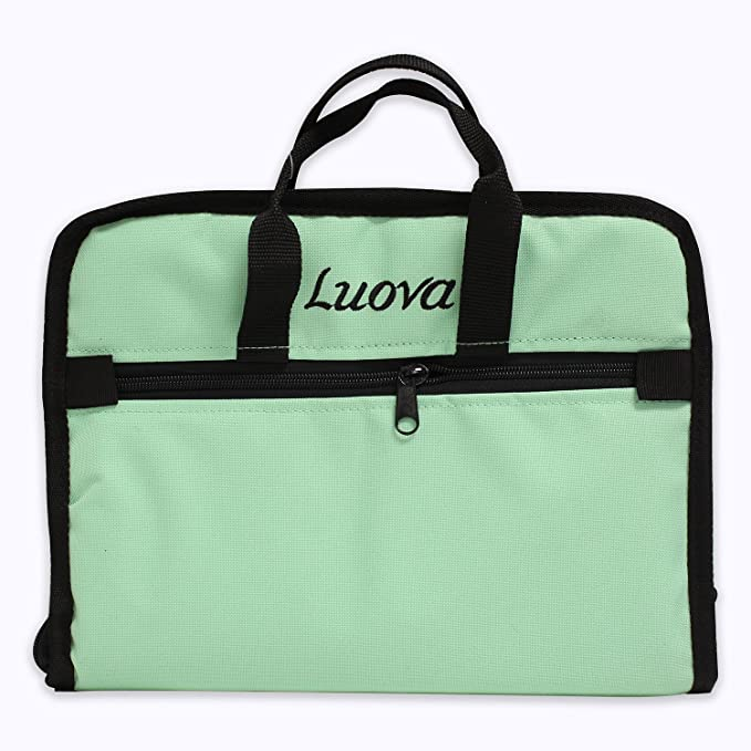Luova 18 Sewing Tote in Mint Green