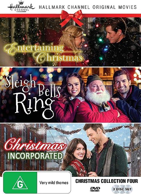 Hallmark Christmas 3 Film Collection Entertaining Christmas
