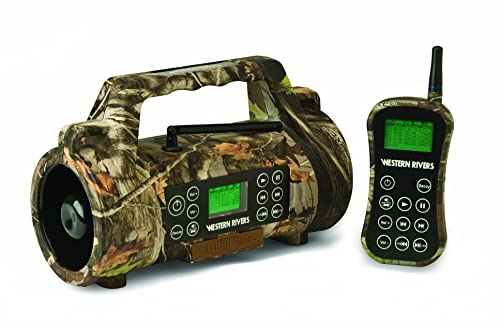 Western Rivers Game Stalker Pro Caller Combo with Decoy