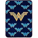"Wonder Woman Navy Throw Blanket (46""x60"")"