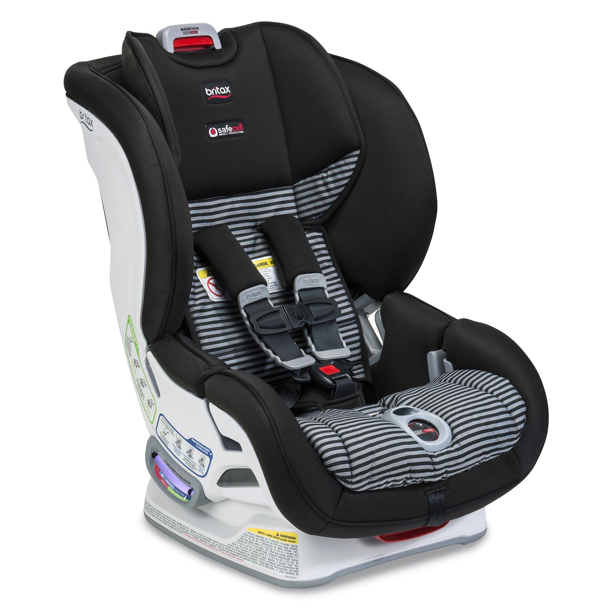 Britax Marathon ClickTight Convertible Car Seat, Tempo