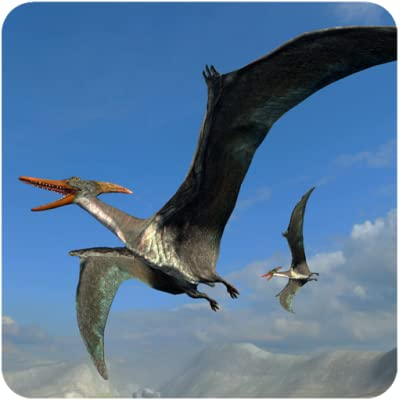 Pterodactyl Survival Simulator