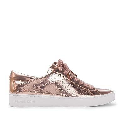 quality design ee552 3fe7c Michael Kors Colby Damen Sneaker Pink: Amazon.de: Schuhe ...