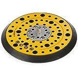 Grinding Disc for Eccentric Sanders Festool Bosch Makita Mirka; Diameter 150mm Connection Thread M8• • Velcro Personal Organiser with Field