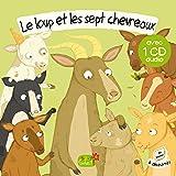 Le loup et les sept chevreaux (1CD audio)