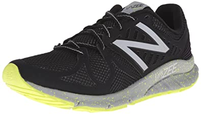 New Balance Womens Vazee Rushv1 Running Shoe BlackHi Lite